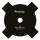 Диск для триммера Makita RBC 2500 230х25,4х4Т (B-01878)